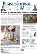 Business Journal page
