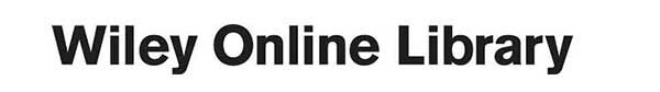 Wiley Online Library logo