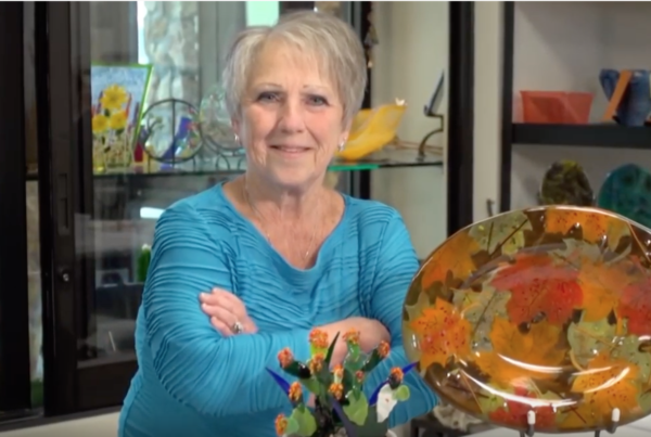Lydia Reichard, Glasshoppers