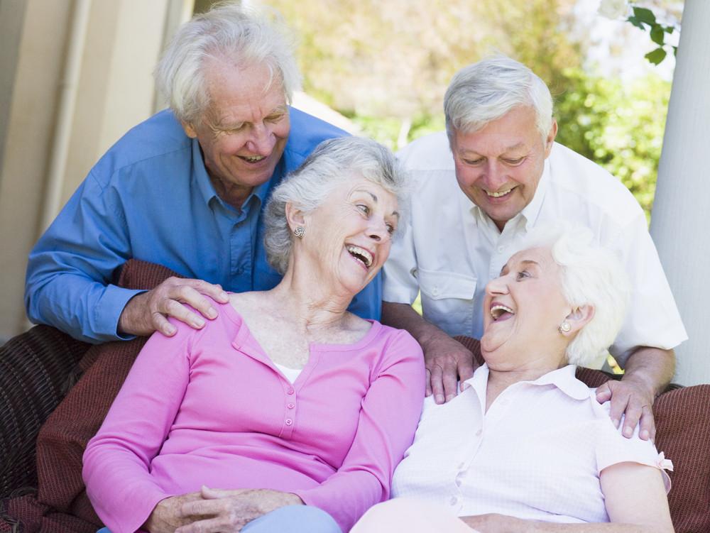senior citizen clubs