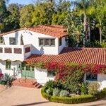 Enchanting San Marino Estate is a Spanish Colonial Revival