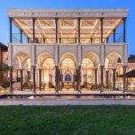 Lush, Exotic Gardens Surround Villa Tragara in Montecito