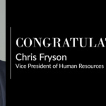 Chris Fryson Named Vice President of Human Resources