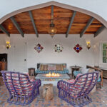 Misha Collins Lists Spanish-Style Home from Hollywoodland Era
