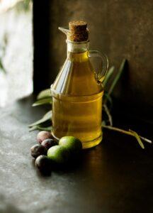 High polyphenol Extra Virgin Olive Oil