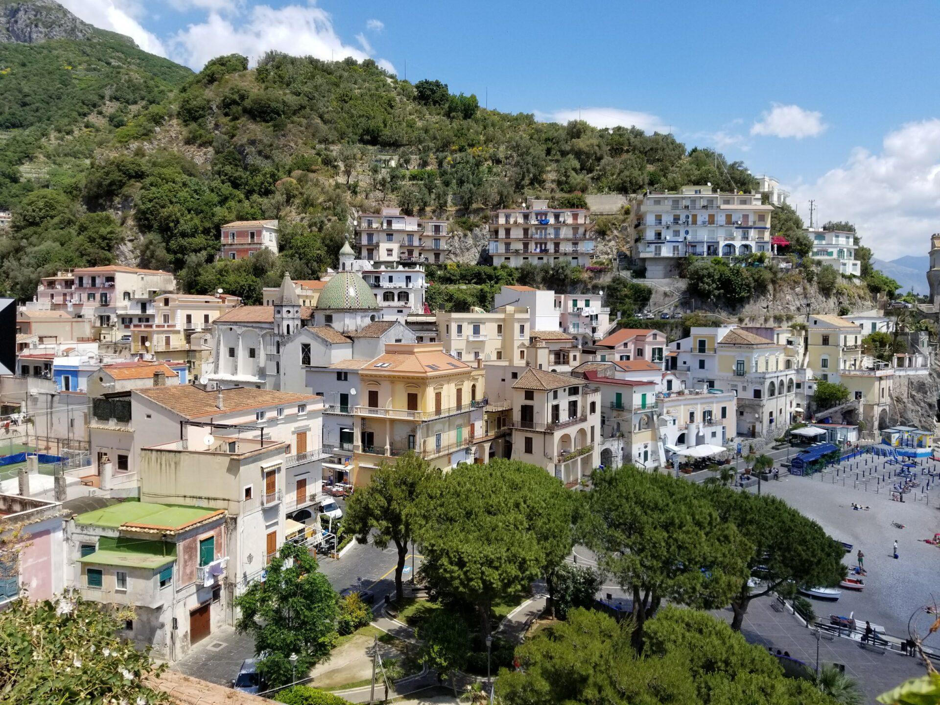 Amalfi Coasto of Italy