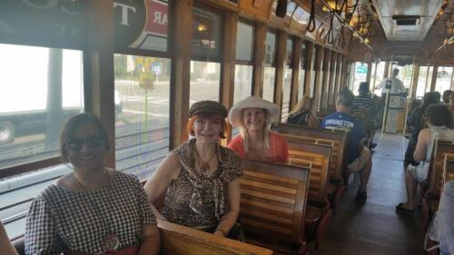 Cross-Bay Ferry Ride and Lunch - March 2020