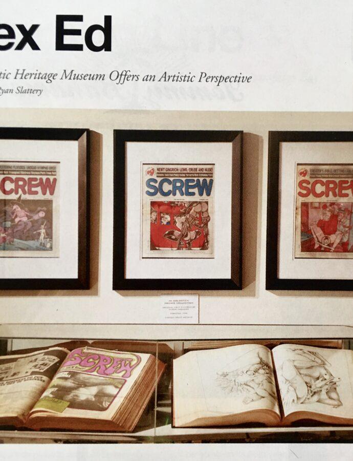 Sex Education Through Art: An Origin Story