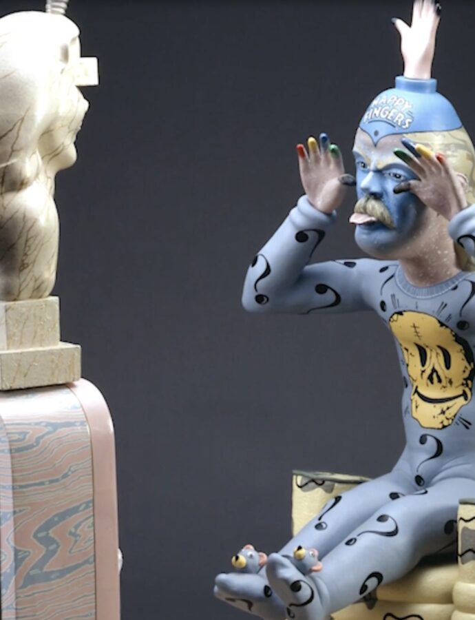 Mark Burns, The Fairy Godfather of American Queer Ceramics