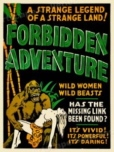 Forbidden Adventure