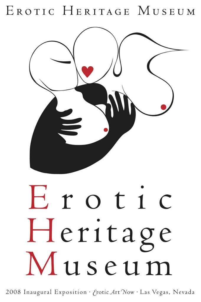 EHM logo designed by Georgie Tier