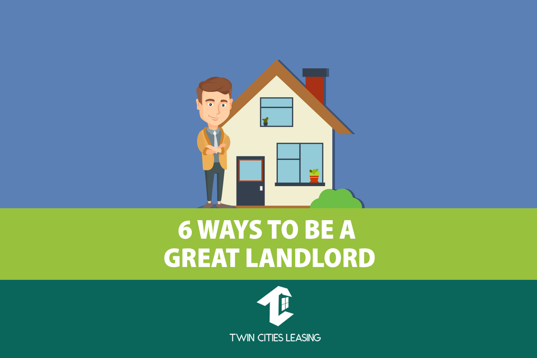 6 Ways to Be a Great Landlord