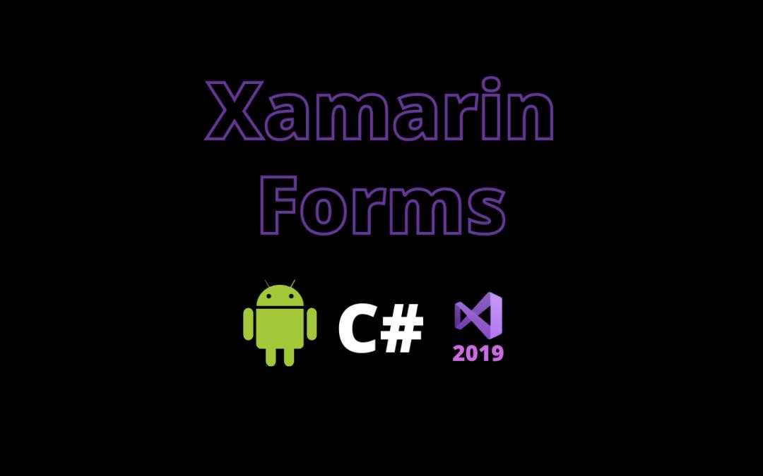Xamarin Forms Buttons