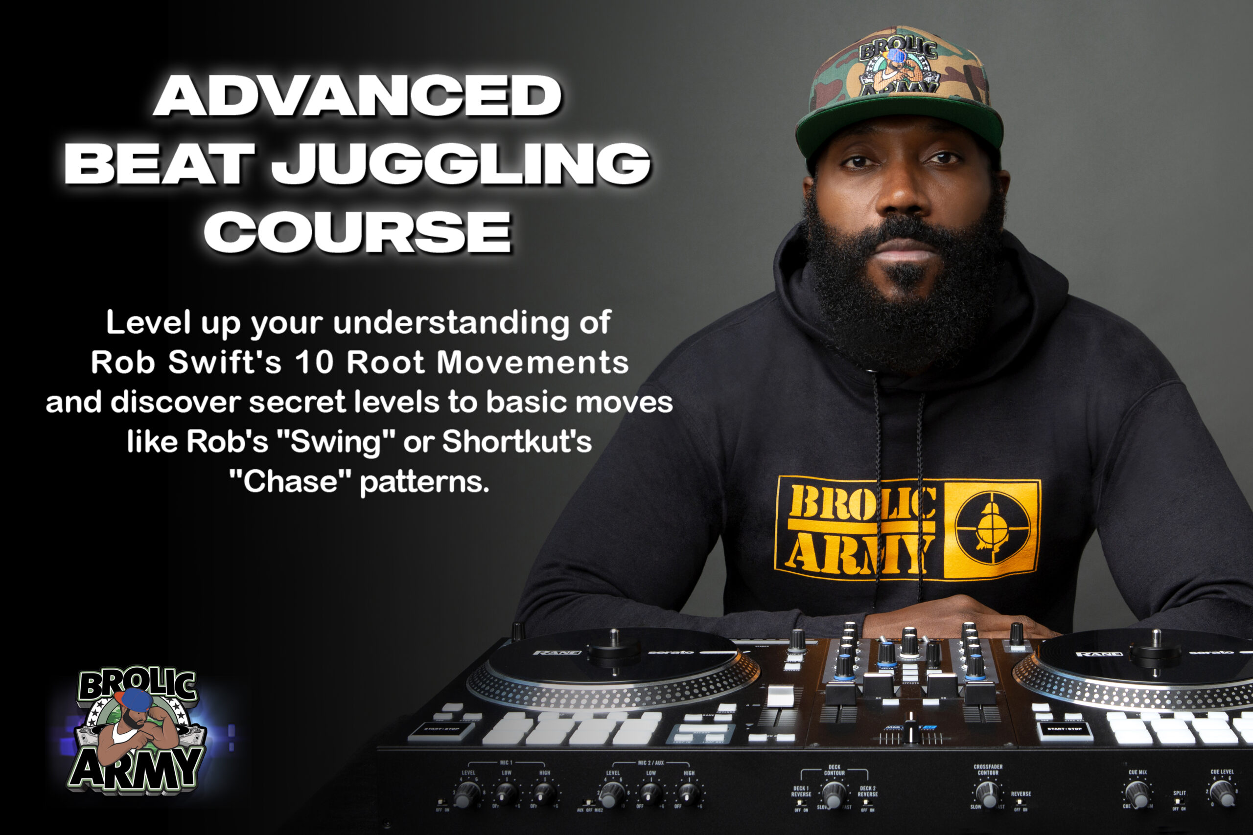 Advanced Beat Juggling Course Group