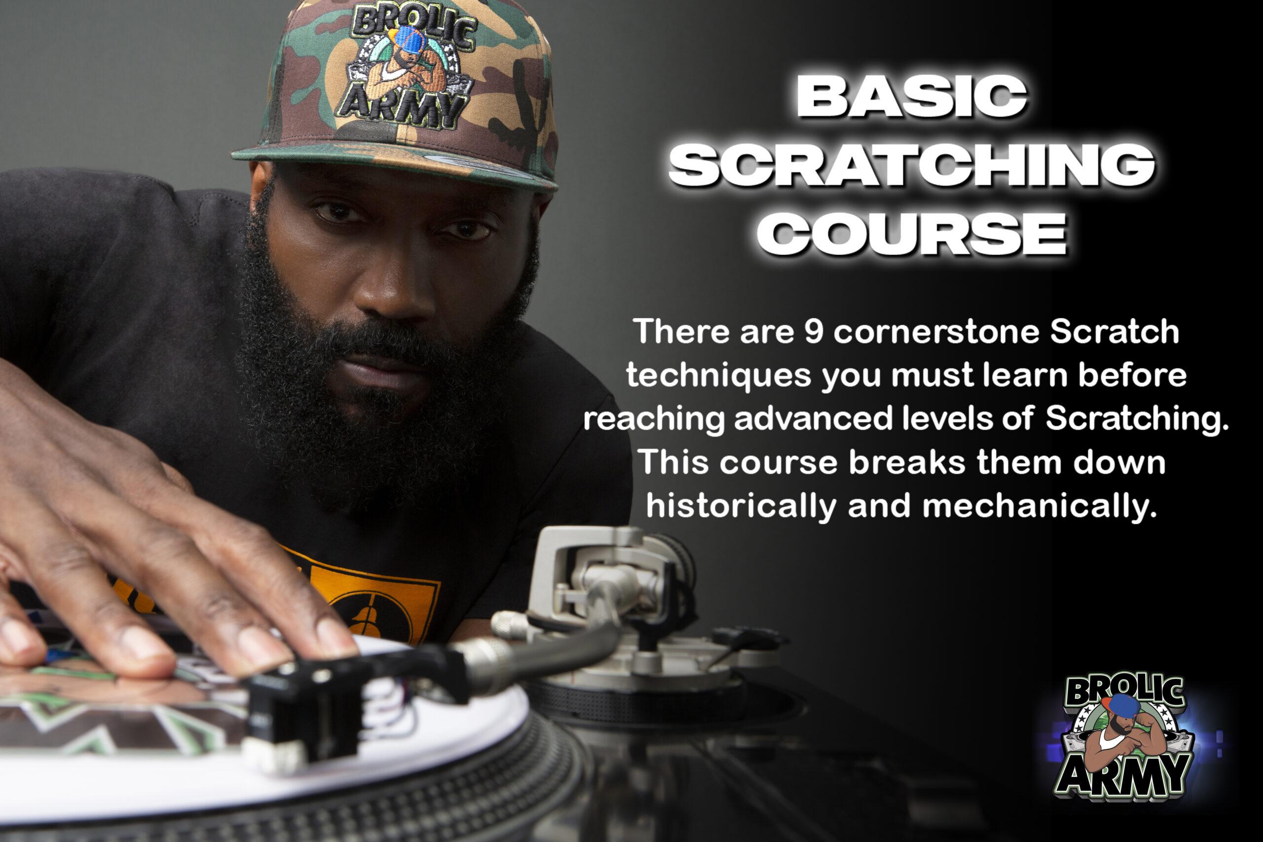 Basic Scratching