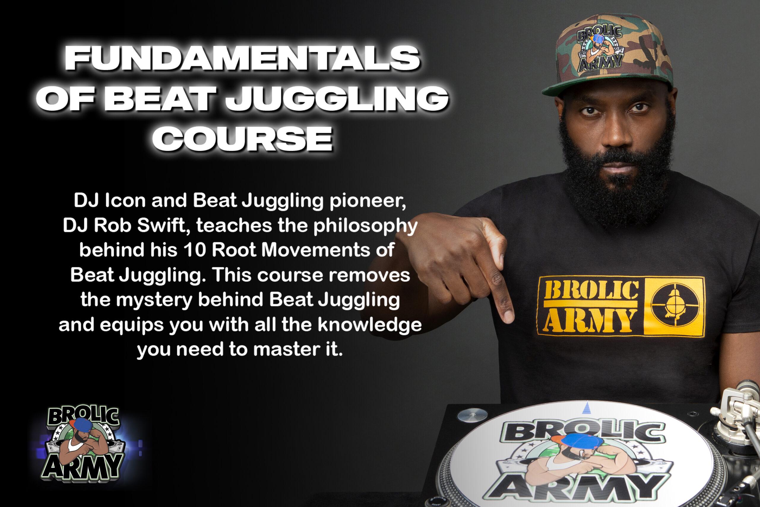 Advanced Beat Juggling