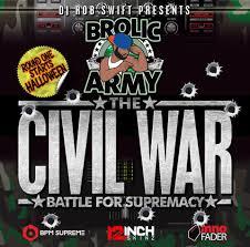 Brolic Army 'Civil War': Battle for Supremacy 2021