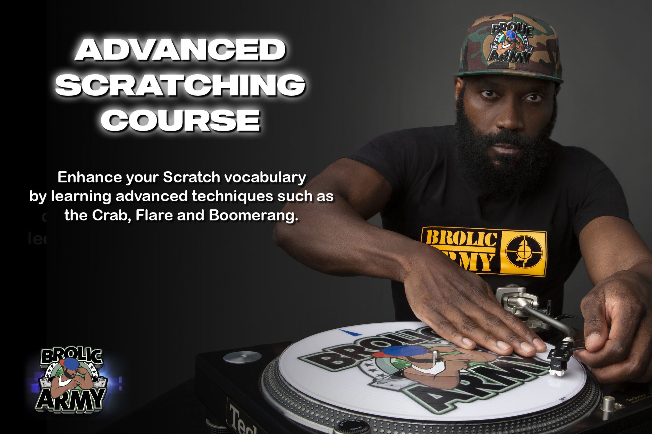 Advanced Scratching Course Group – Revised