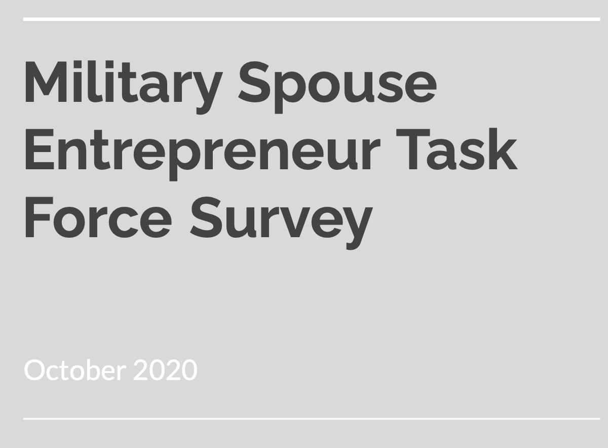 MSETF Survey Results 2020