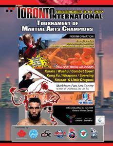 Ontario Games Qualifier Event