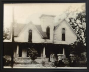 Tower House Inn Historic Photo