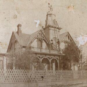 Tower House Inn 1800 Victorian Photo
