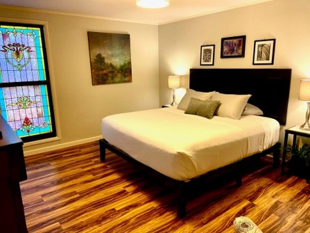 Tower House Inn King Suite Cover