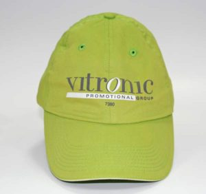 logo caps and hats by by Dynamark Printing Indianapolis Indiana