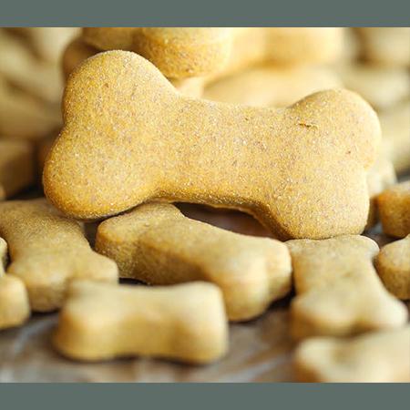 Gresham Animal Hospital_PeanutButter_dog_treat