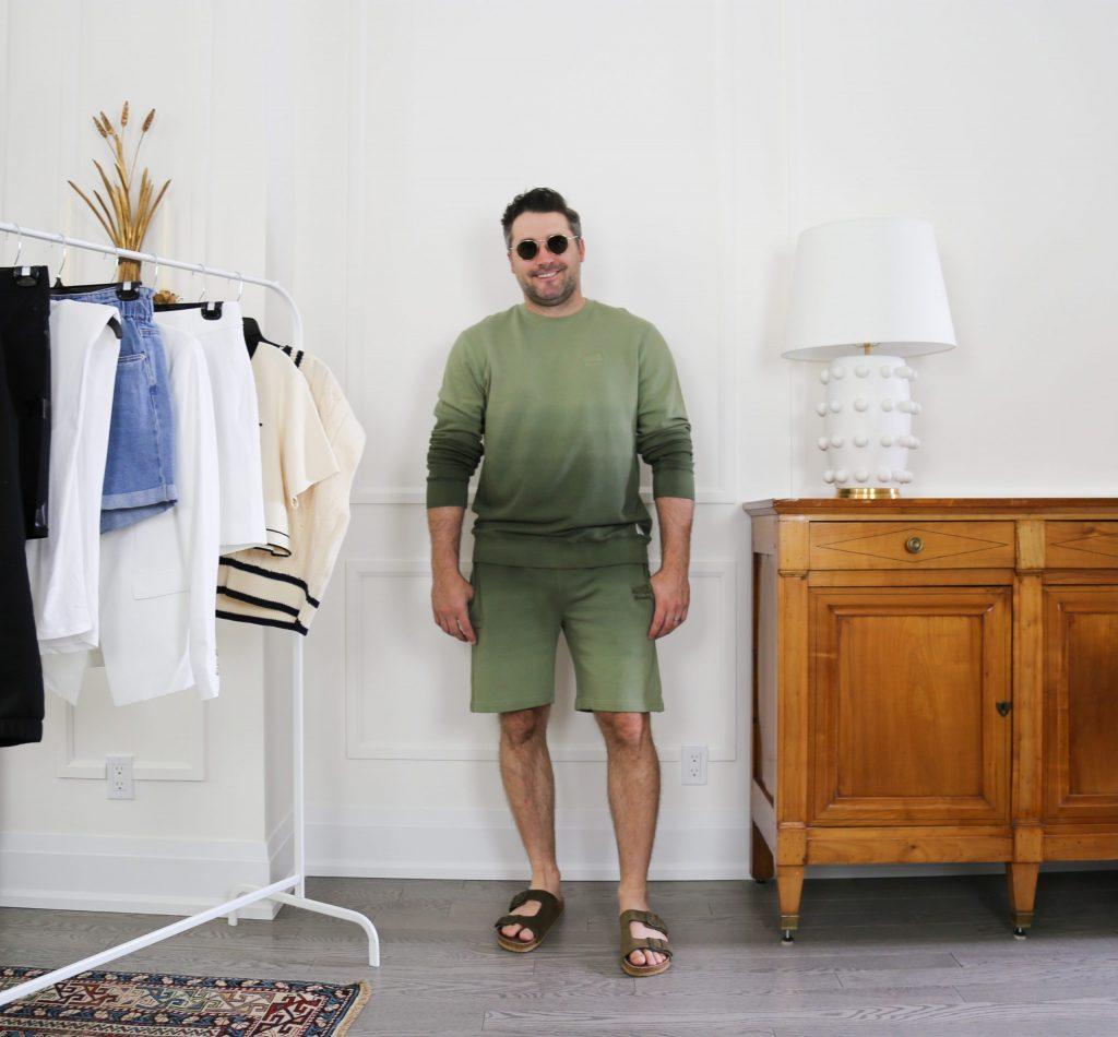 matching set shorts