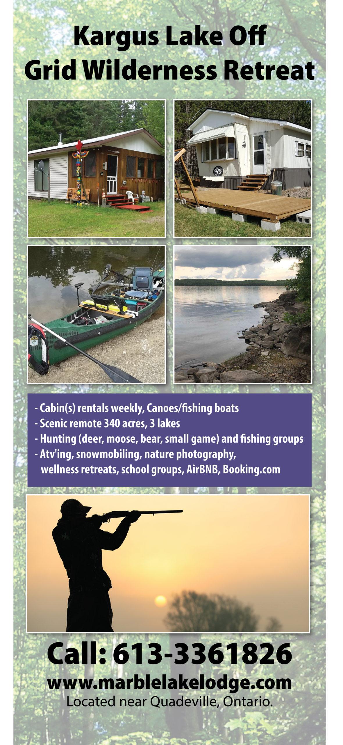 Kargus Lake Rollup