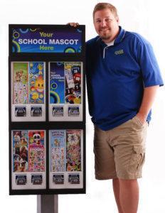 Matt Miller School Spirit Vending