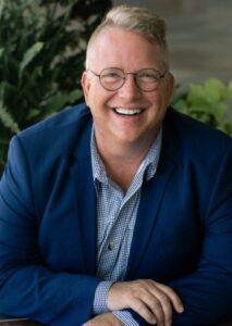 Kevin White is the author and founder of Audacious Generosity.