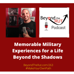 Tripp Bodenheimer shares his military experiences that shaped him.