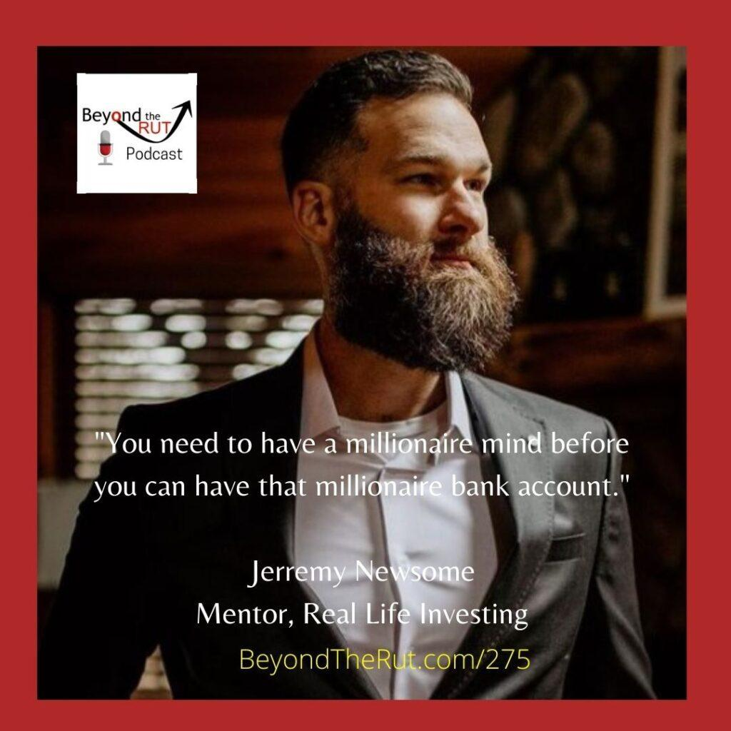 Jerremy Newsome Lessons on Wealth from Forrest Gump