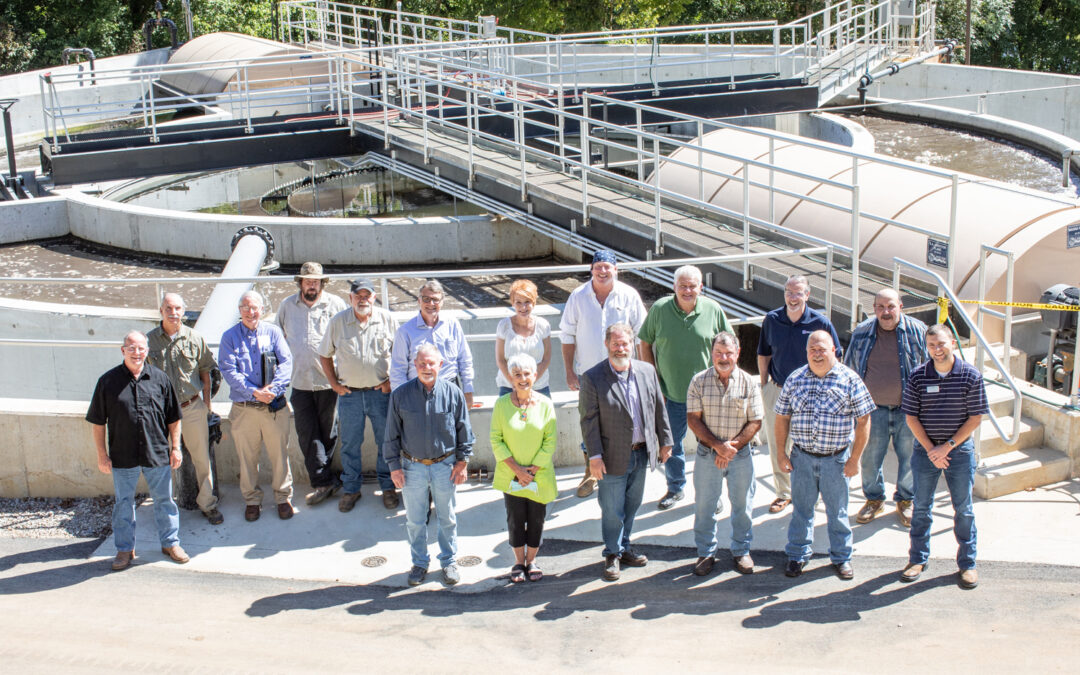 Bull Shoals to Complete New Wastewater Treatment Facility & Collections System