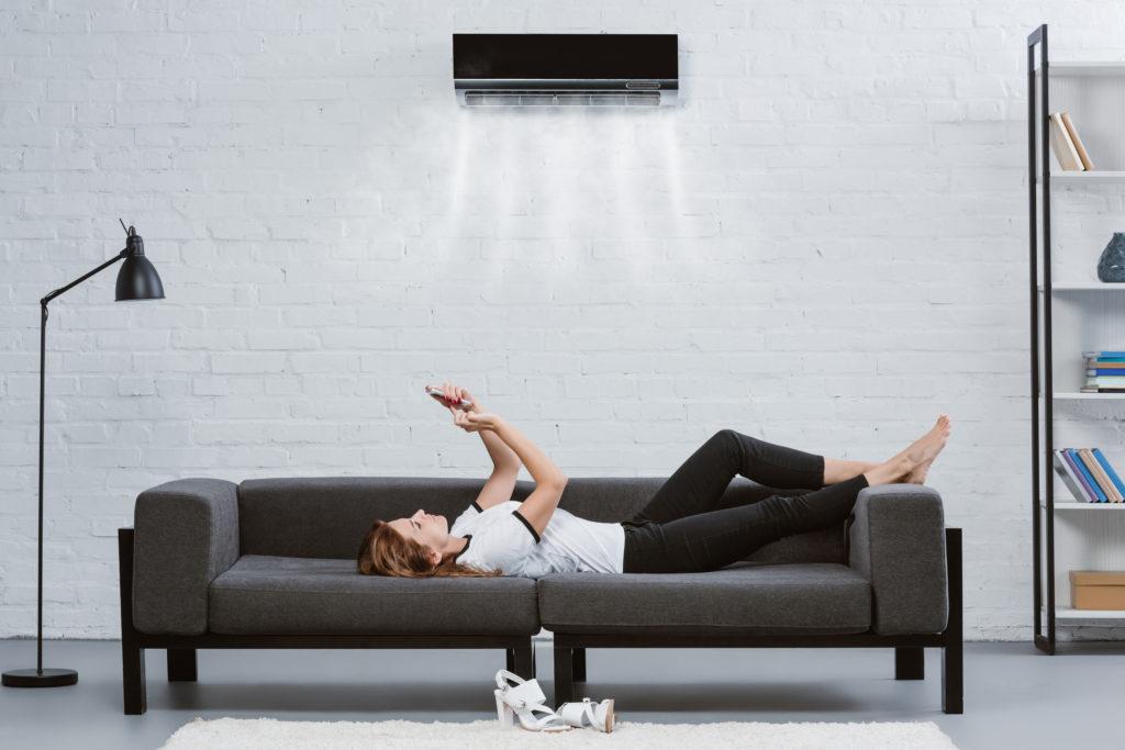 HVAC effectively cooling