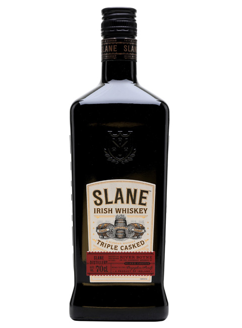 Slane Irish Whiskey Bottle