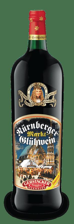 Gerstacker Nurnberg - Gluhwein bottle