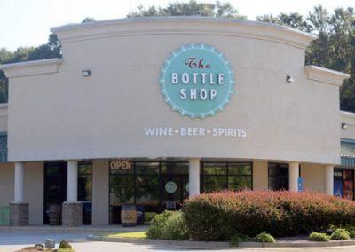 The Bottle Shop Front Image