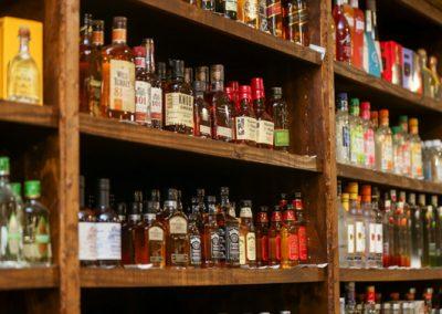 The Bottle Shop mini liquor
