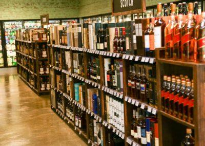 The Bottle Shop scotch