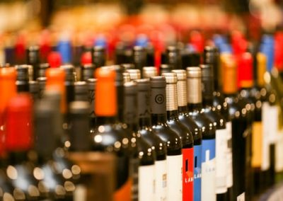 The Bottle Shop wine