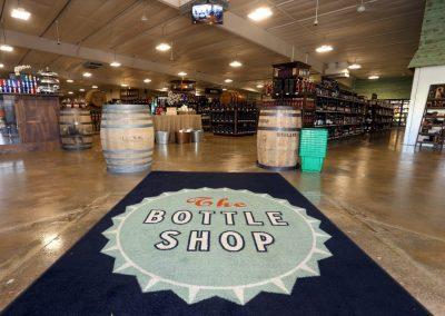 The Bottle Shop Entrance