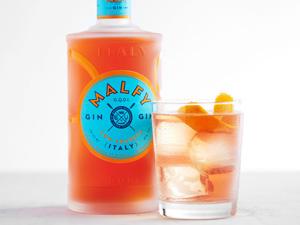 Rivera Fizz Cocktail