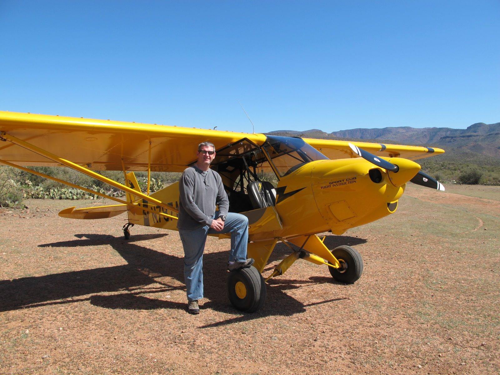 Backcountry Flying in Arizona