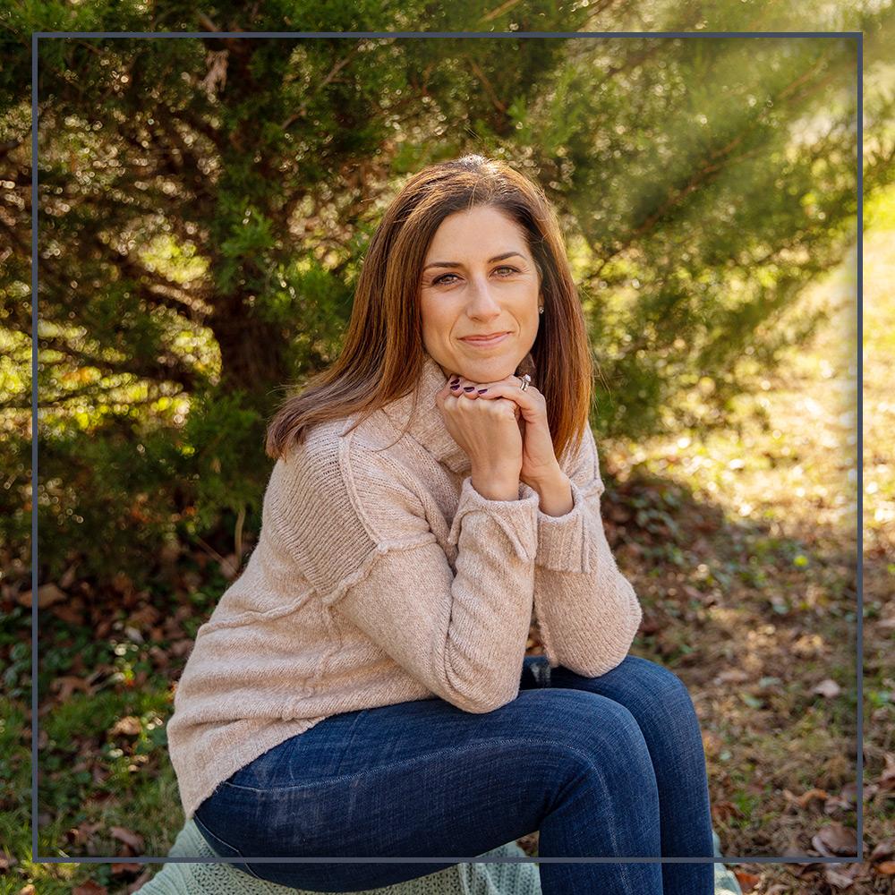 Uncover   Heal   Transform   Amanda Votto