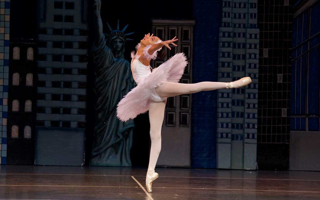Ballet Classes Miami: Consistency Builds Good Character Traits