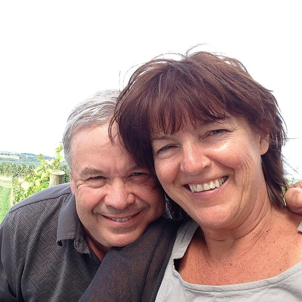 Annie and Brian