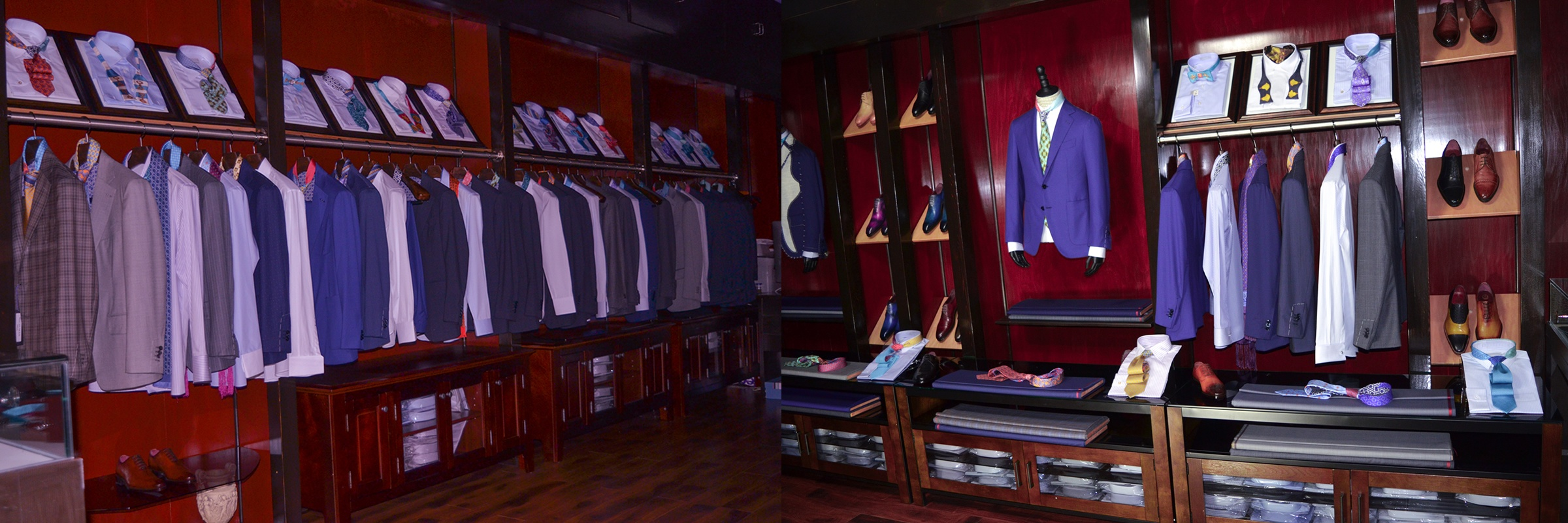 FMens wedding suit in Vancouver, bespoke, made to measure and sartorial ready to wear suit, luxury menswear store in Vancouver